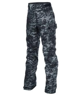 $100 Under Armour Boys CGI Infrared Snow Pants Camo Snowboar