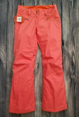 The North Face $199 Women's Snow Pants, Snowcone Red, Size M