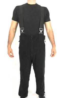 Military Polartec 200 Bib Cold Weather Overalls, Fleece Ski