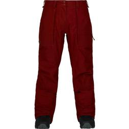 2018 NWT MENS BURTON SOUTHSIDE SNOW PANTS $180 XL fired bric