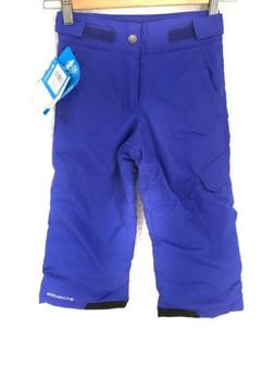 Columbia Boys Snow Pants Youth Size XXS 4/5 Sled Now Talk La