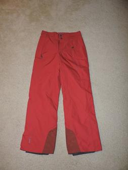 MEN'S SIZE 8 SALOMON PILOT SNOW PANTS NEW WITHOUT ORIGINAL T