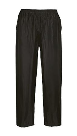 Portwest S441 Rainwear Men's  Waterproof Rain Pants, Medium,