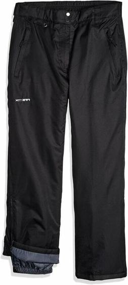 Arctix Men'S Full Side-Zip Insulated Snow Pants
