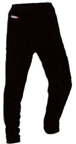 Xs Base Layer Hwt Flc Pant Wms-Blk Xl