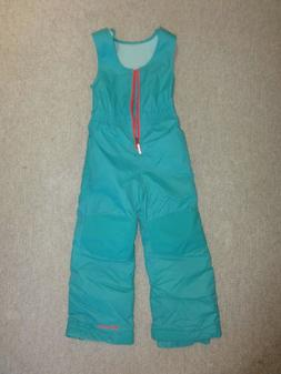 COLUMBIA Bib Snow pants  Toddler Girls Double Flake Insulate