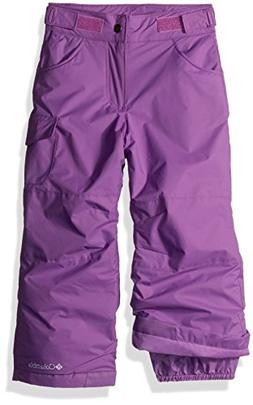 Columbia Girls' Big Starchaser Peak II Pant, Crown Jewel, La