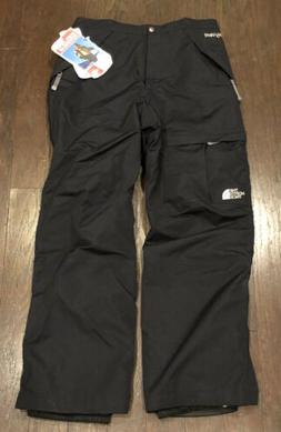 The North Face Black Hyvent Womens Ski Snow Pants Size Large