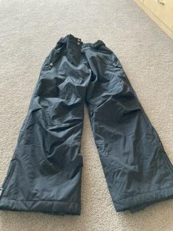 Free Country Black Snow Pants Kids Size Large 10/12
