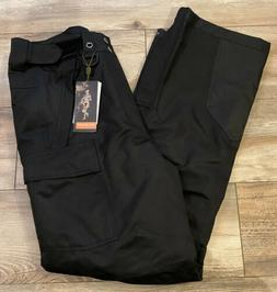 Free Soldier Black Thermal Insulated Ski Snow Pants - Men'