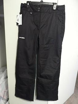 BNWT Men's Arctix Black Snow Pants Size M