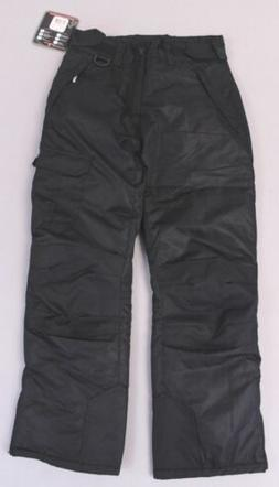 boy s solid insulated snow pants sd8
