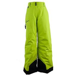 boys brisk pant screamin green xs