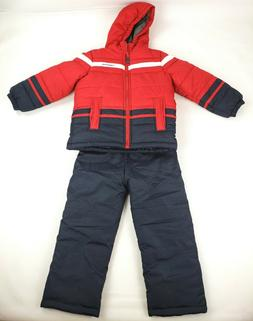 London Fog Boys' Little 2-Piece Snow Pant & Jacket Snowsuit,