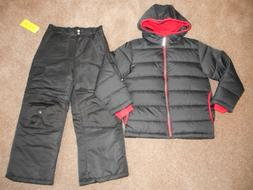 Boys Outerwear Ski Pants Thick Bubble Jackets Snow pants Coa