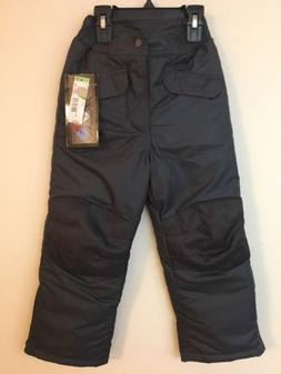 Boys Size 4 Snow Pants Ixtreme Brand New With Tags Charcoal