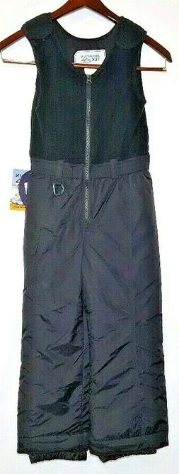 boys snow bib insulated overalls water resist