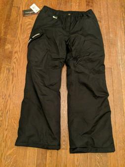 Boys ZeroXposur Snow Pants Black Size XL  MSRP$50.00