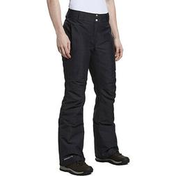 Columbia Bugaboo Ii Pants, Small x Regular, Black Crossdye