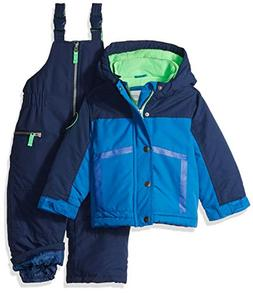 Carter's Boys' Little Heavyweight 2-Piece Skisuit Snowsuit,