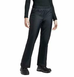 Columbia Women'S Storm Surge Waterproof Rain Pants, Mesh L