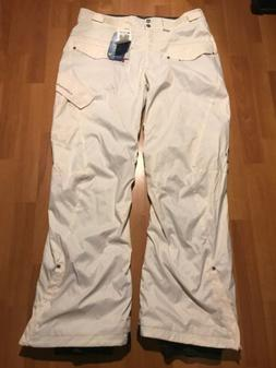Columbia Convert Snow Pants Womens Size Large L Snowboard Sk