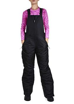 deep black insulated zip ski