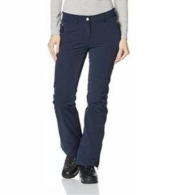 Bogner Fire Ice Womens Pants 12 NWT Lindy Pant Navy Blue Ski