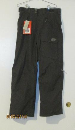The North Face Freedom Asphalt Grey Waterproof Snow Pants Me