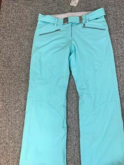 Bogner Frida -T Ski Pants. Women's .Insulated. Ibiza Blue. S