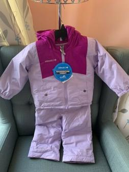 Columbia Girl's Snow Ski Pants and Winter Jacket Coat Childr