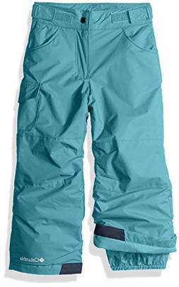 Columbia Girls' Big Starchaser Peak Ii Pant, Pacific Rim, Me