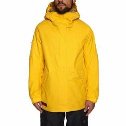 Burton Hilltop Mens Jacket Snowboard - Golden Rod All Sizes