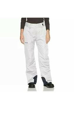 Arctix Women's Insulated Snow Pant, White, X-Small/Regular