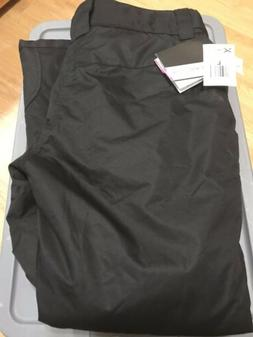 Arctix 1800 Women's Insulated Snow Pants Black Size L