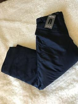 The Childrens Place Kids Snow Pants Navy Blue Size 8 Boys or