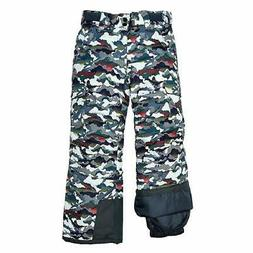 Arctix Kids Snow Sports Cargo Snow Pants with Articulated Kn