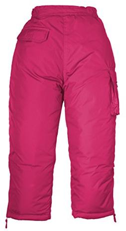 iXtreme Kids Water Resistant Insulated Snowboard Snowpants S