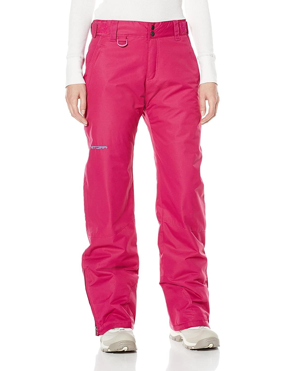 Women's Insulated Snow Pant , X-Small/Regular, Orchid Fuchsi