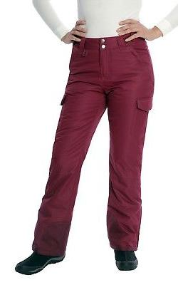 1830 classic cargo womens snow pants new