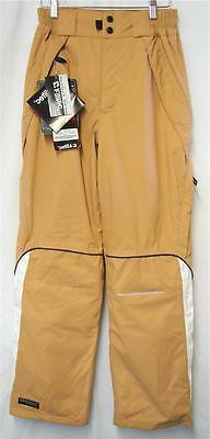 Killtec Ladies Sueda Snow Ski Snowboard Pants Camel Size 12