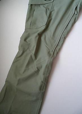 PRO RIDER BIOZONE SNOW PANTS SKI WORN OLIVE MEN XL
