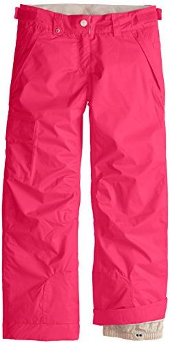 686 Girl's Agnes Insulated Pant, X-Large, Fuchsia