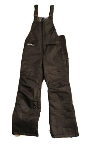 arctixinsulated youth snow bib overalls
