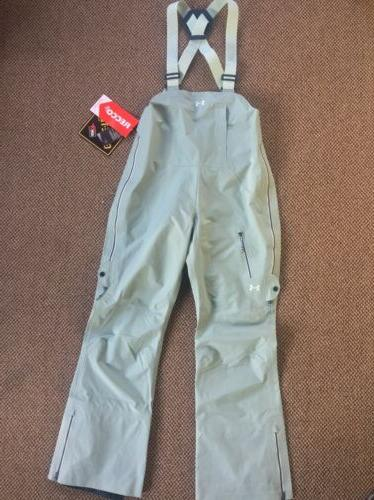 Under Armour snow pants Gore Windproof Recco NWT