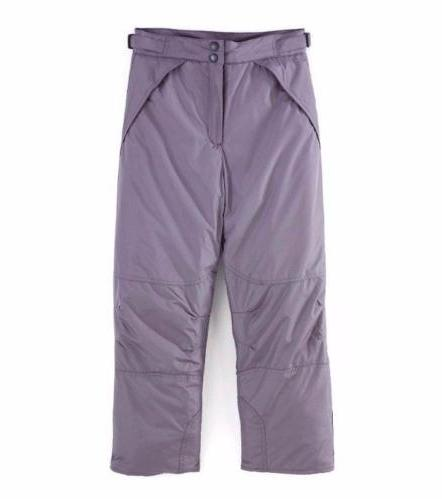 LONDON FOG® Big Boys' XL Gray Ski Snow Pants NWT