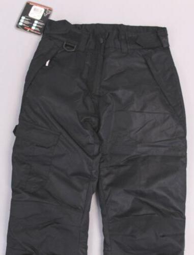 Arctic Insulated Black NWT