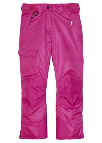 boys and girls water resistant insulated ski