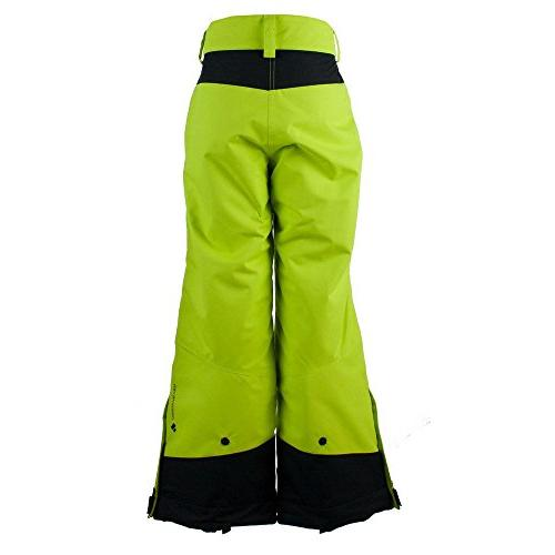 OBERMEYER Boys' Brisk Pant Screamin' Green