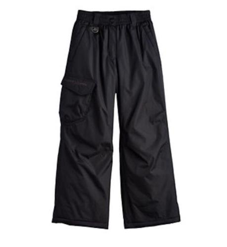 ZeroXposur Boys Snow Pants 10/12 $60
